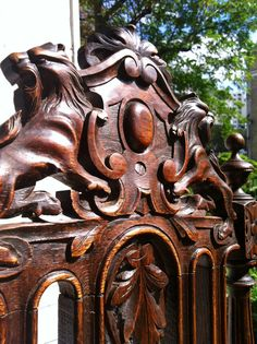 Hey, I found this really awesome Etsy listing at https://www.etsy.com/listing/487731697/antique-jacobean-carved-chairs-cane-seat
