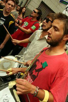 Coordinadora Sindical Estudiantil: Comunicado Huelga General 14-N