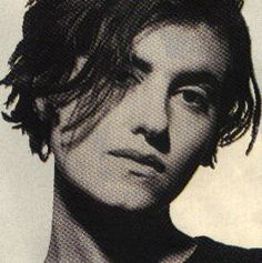 Let's all get this haircut and win the hearts of Brett Anderson and Damon Albarn!  sigh Justine's sooo cooool
