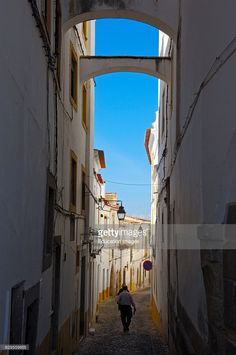 Old town, Évora( UNESCO World Heritage Site). #Alentejo, #Portugal.