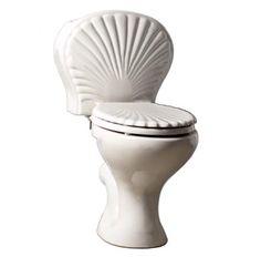 WC no1 F Classic Snäckformad, Handgjord WC i vitt. Bathroom, Attic, Washroom, Loft Room, Full Bath, Attic Rooms, Bath, Bathrooms