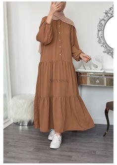 Stylish Hijab, Modest Fashion Hijab, Modern Hijab Fashion, Street Hijab Fashion, Muslim Women Fashion, Modesty Fashion, Hijab Fashion Inspiration, Islamic Fashion, Look Fashion