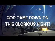 "As you wonder if prayers make a difference, consider the many prayers that were lifted up for a Savior! This is Sidewalk Prophets singing, ""Oh What a Glorious Night."" -Lisa #chronicillness #holidays"