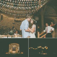 Traumhafte Bohemian Hochzeit in Berlin! Konzeption, Dekoration und Papeterie von Anmut und Sinn. Fotografie: lenephotography.de Location:  Gartenglück Wegendorf  Kleid: BHLDN
