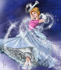 Cinderella by LEOstrious