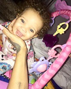 """100.3k Likes, 4,025 Comments - Masika Kalysha (@masikakalysha) on Instagram: """"Hi I'm 7 months old #KBM """""""