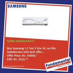 Naboborsho Offers @ www.fundamentalelectronics.com