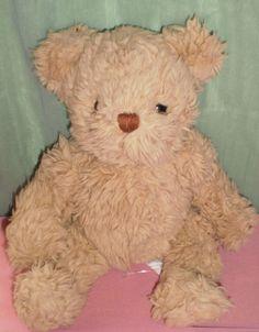 Thorntons, Vintage Teddy Bear, Part Plush/Part Beanie