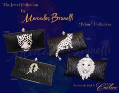 Embrace Your inner Jewel with an evening clutch by Mercedes Brunelli designed especially for Cristino Fine Jewelry. This Collection is unique and elegant and is the perfect addition to every women's wardrobe. Evening Clutches, Every Woman, Fine Jewelry, Shoulder Bag, Jewels, Elegant, Unique, Bags, Collection