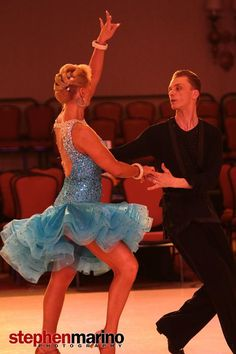 The Jive with Mikolay Czarnecki and Charlene Proctor, danced at the 2013  First Coast Classic in Jacksonville, Florida.  Photo by Stephen Marino.