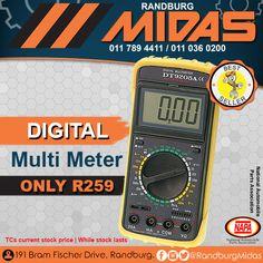 Digital Multi Meter Tool Box Diy, Stock Prices, Diy Toolbox, 200m, Digital, Mistakes, Tools, Instagram, Instruments