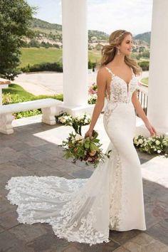 Brautkleid von Martina Liana