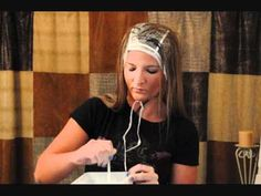 6 tips for giving yourself incredible at home hair highlights how to highlight your hair with a cap really want to do this solutioingenieria Images