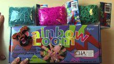 RAINBOW LOOM GIVEAWAY #3