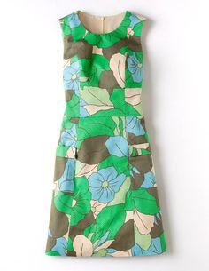 Retro Pocket Dress