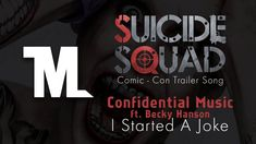 Suicide Squad - Official Trailer Song (Confidential Music ft. Becky Hans...
