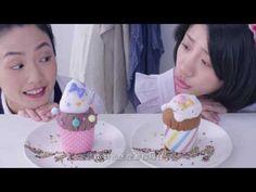 Bioré 甜點小教室──Part.2 - YouTube