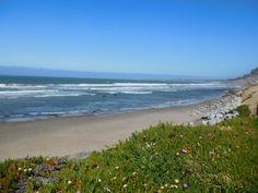 #Meer #Kalifornien #USA Foto: weltweiser-Team Usa, Beach, Water, Outdoor, Pictures, California, Travel Inspiration, World, Gripe Water