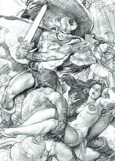 New Arrivals :: The Art of Nestor Redondo