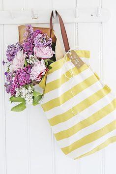 Gled noen med blomster !