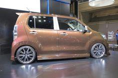 Suzuki Wagon R, Kei Car, City Car, Custom Cars, Campers, Sick, Trucks, Japanese, Sport