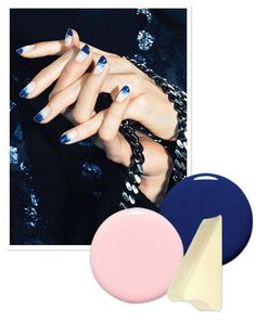 Dip-Dye Tips - 7 Amazing Nail Art and Manicure Designs You Have To Try Now - Fall Beauty Trends 2013 - Makeup - InStyle