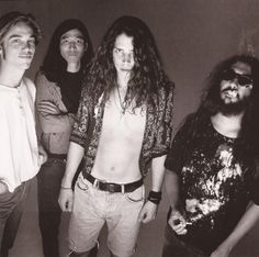 Soundgarden--one of my favorite band photos