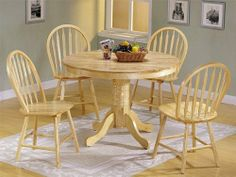 natural dining room sets natural finish dining table dining