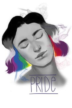 YA LIKE? Pride Portraits by Peixel http://danshing-yehet.tumblr.com/post/146293486344/its-128-am-where-i-am-now-these-took-quite-a