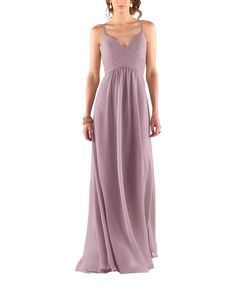 DescriptionSorella Vita Style 8798Full length bridesmaid…