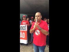 Bravo ! :-) #PrecarizaNÃO - Vagner Freitas critica Eduardo Cunha (PMDB-RJ)