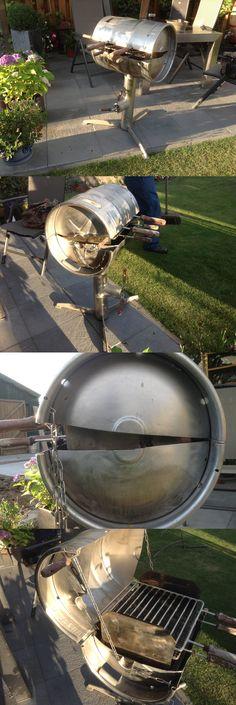So I stumbled upon this fully functioning DIY BBQ beer keg. Dutch Brand Heineken.