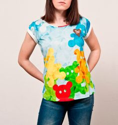 "I´m Choco-late    (T-Shirt Sweet Lucia ""Four"")"