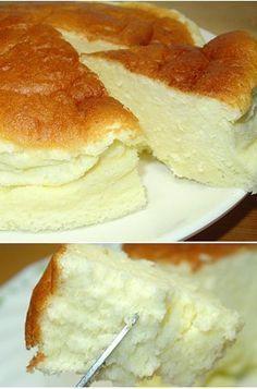 Recipe for french lemon yoghurt cake No Bake Desserts, Just Desserts, Dessert Recipes, Cupcakes, Cupcake Cakes, Yummy Treats, Yummy Food, Yogurt Recipes, Cheesecake Recipes