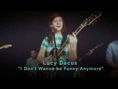 """Lucy Dacus - """"I Don't Wanna be Funny Anymore"""" (Official Music Video) - YouTube"""