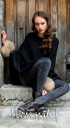Boutique Maria Isabel, Capas de Invierno