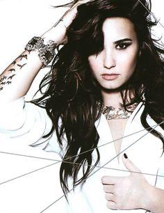 demi lovato 2013 | Demi Lovato Demi Album | Photo Shoot | Album Shots | Cover Art ...