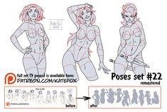 Drawing Body Poses, Body Reference Drawing, Human Poses Reference, Anatomy Reference, Female Drawing Base, Fuchs Illustration, Manga Poses, Sketch Poses, Anatomy Poses