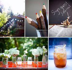 mason jar vases, labels for mason jar glasses Free Wedding, Budget Wedding, Wedding Ideas, Wedding Events, Wedding Reception, Wedding Inspiration, Weddings, Homemade Wedding Decorations, Mason Jar Glasses