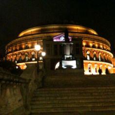 The Royal Albert Hall beautiful building Royal Albert Hall, Beautiful Buildings, Facades, Spaces, History, Architecture, Travel, Arquitetura, Historia