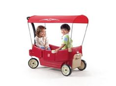 Step2 All Around Canopy Wagon, Red, http://www.amazon.com/dp/B007NWDT9M/ref=cm_sw_r_pi_awdm_HMGVtb1F7GY54