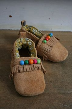 Little Squaw slippers