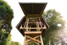 Adorable Wild Thing Cabin is perched in the middle of a rewilding Latvian meadow