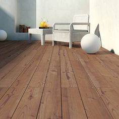 Deck em madeira - 205X14CM - Leroy Merlin