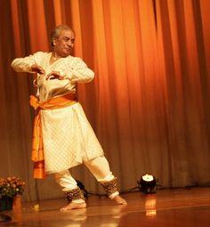 Pandit Birju Maharaj in AID Boston concert
