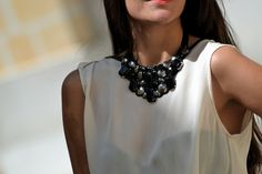 Embellished Colar necklaces the perfect accessories to dress up a blouse or t-shirt