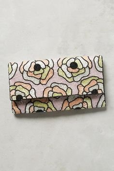 Glass Garden Clutch