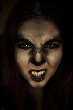 Amazing 25 Halloween Wolf Makeup Ideas | Eyebrow, Wolf and Makeup