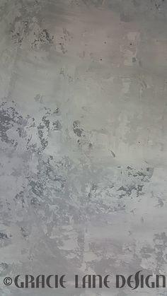 Fresh crumble wall finish