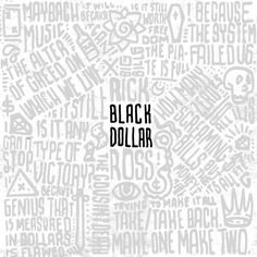 """Maybach Music's Rick Ross drops yet ANOTHER track off of his upcoming album Black Dollar titled, """"Turn Ya Back,"""" featuring Gucci Mane, Meek Mill and Whole Slab."""